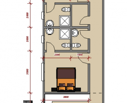 Villa Floorplan